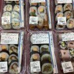 """""""キッチンさくら""""さんの創作巻き寿司。"""