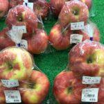 """りんご""""さんさ""""、ぶどう""""ながのパープル"""""""